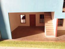 Maquette maison dye