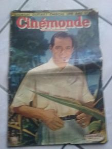 magazine 1947 cinemonde