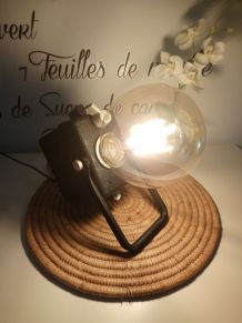 LAMPE A POSER RECYCLEE WONDER TIFON
