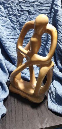 sculpture en pierre de savon