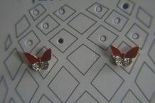 Lot de 4 bijoux fantaisies ras du cou et boucles d'oreilles