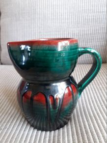 Vase pichet en céramique ACCOLAY