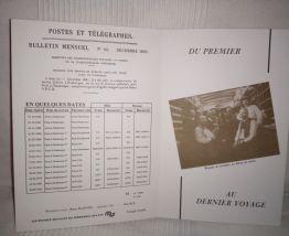 """PLAQUETTE COMMEMORATIVE """"AMBULANT PARIS A DUNKERQUE 2°"""""""