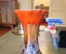 Vase céramique années 60