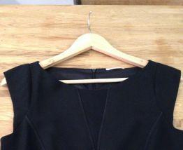 Robe noire CHATTAWAK