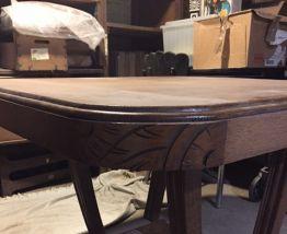 Table ancienne en bois