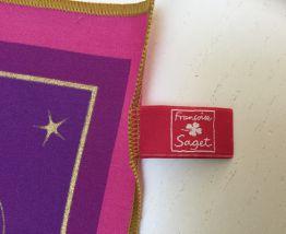 Nappe ovale 6/8p + serviettes de table x12