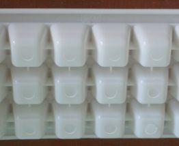 Boîte à Glaçons Transparent 18 Glaçons