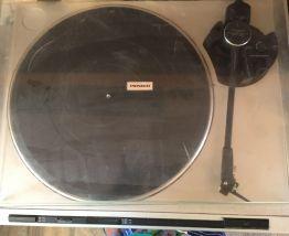 platine vinyle PL 320