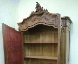 Belle armoire ancienne 2 miroirs