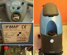 Autolaveuse professionnelle Fimap Mx55Bt état neuf