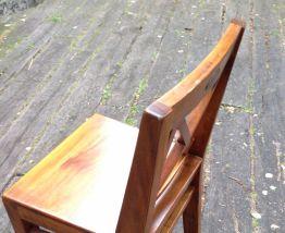 Chaise longue de bar DE KERCOET