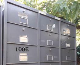 casier bureau indus