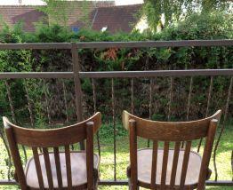 Chaises bistrots