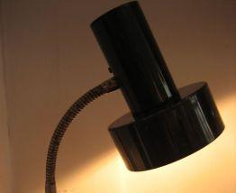 Lampe marron