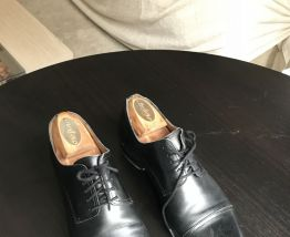 Chaussures finsbury - consul noir
