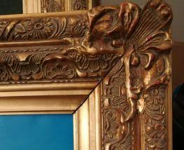 Tableau style oriental 130x110