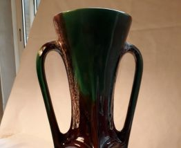 tres grand vase vintage 1950