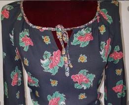Belle robe vintage