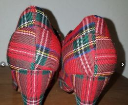 Chaussures style vintage