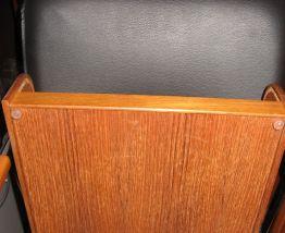 Boîte en bois de rangement