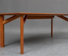Table – Rud Thygesen et Johnny Sorensen