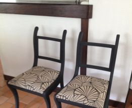 TABLE STYLE LOUIS PHILIPPE RENOVEE