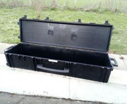 Caisse de rangement Explorer Cases Noire
