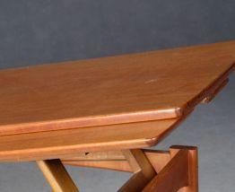 Table de salon convertible