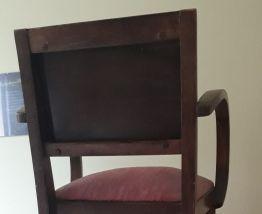 fauteuil bridge à rénover