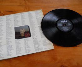 Vinyle 33 tours d'Eddy Mitchell