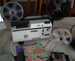Matériel Cinéma Super 8 et 8 mm