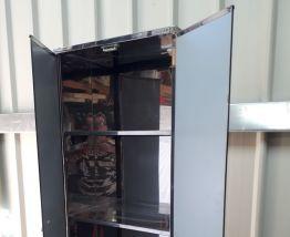 armoir inox salgar1970