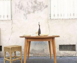 Table à manger avec rallonge