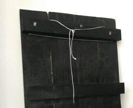 """Tableau décoratif en bois style palette """"Ti Amo Vespa"""""""