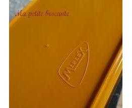 BOITE A SUCRE VINTAGE/LOGO MIFLEX/ANNEE 60/70