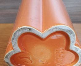 vase orange1970