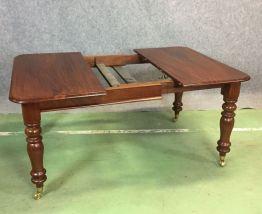 Table Victorienne XIXème en acajou
