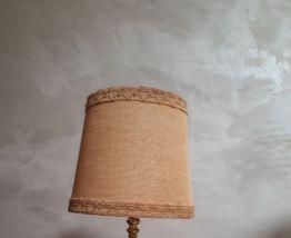 lampadaire  bronze vintage