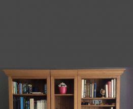 Bibliothèque pin massif INTERIOR'S