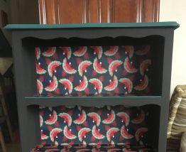 Bibliothèque, étagère basse dit Bibus 1960