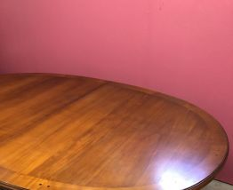 Table en bois massif Richelieu