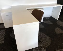 Bureau modulable Cassina L 18 Levels