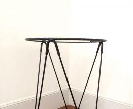 table tripode vintage