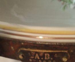 Table de toilette  ancienne
