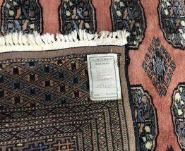 Tapis pakistanais en laine et soie fait main