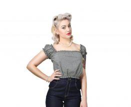 "Capri Jeans  ""Monroe"" Collectif Vintage"