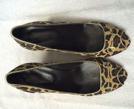 Chaussure Femme Leopard