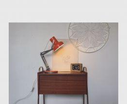 Lampe articulée orange