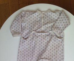 Pyjama Petit Bateau 18 mois fille